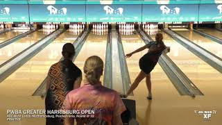 2018 PWBA Greater Harrisburg Open - Round of 32