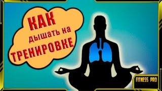 видео Правильное дыхание в культуризме и бодибилдинге / Портал Обучения и Саморазвития
