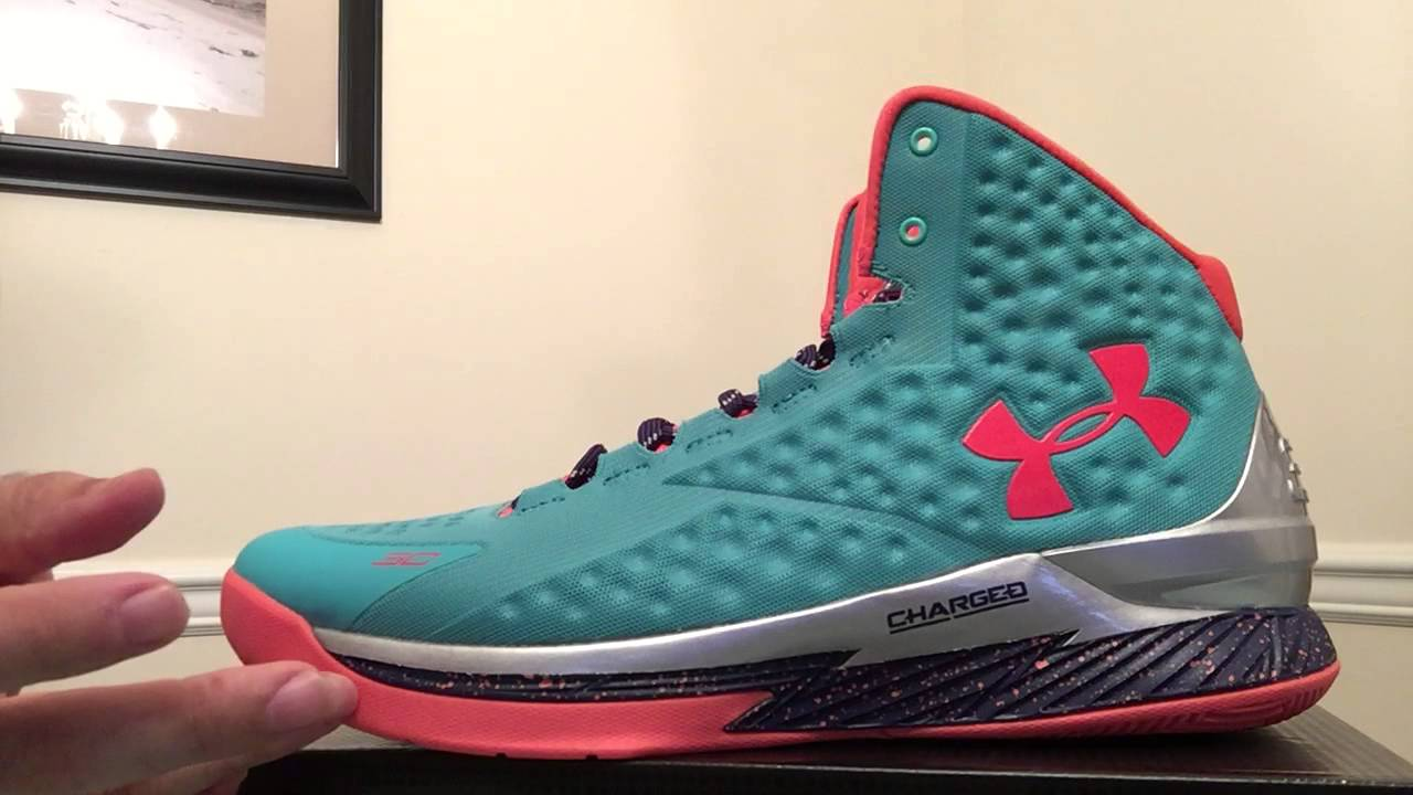 low priced 3abf5 569cf Under Armour Steph Curry 1 Select Camp Review   Unboxing
