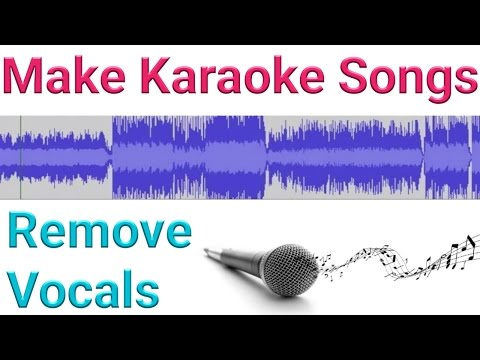 How To Make Karaoke Songs For Singing Best 4 Karaoke Website In Hindi Tutorial