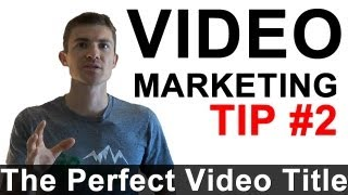 Video Video Marketing Tip #2 - EFFECTIVELY Add Your Contact Info In The Title and ... (Local Business) download MP3, 3GP, MP4, WEBM, AVI, FLV Agustus 2017