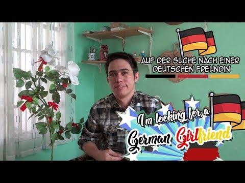 Ich suche eine Deutsche Freundin [ I'm looking for a German Girlfriend ] German Sub