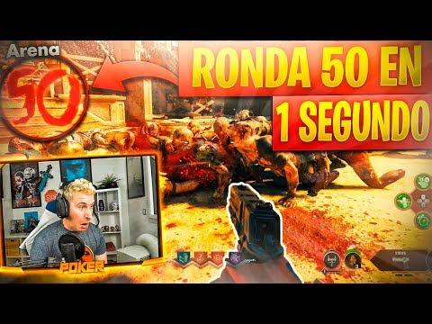 RONDA 50 EN 1 SEC! | EL RETO DE LOS SUBS BLACK OPS 4