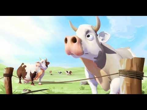 Мультфильм про говорящих коров