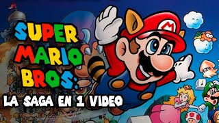 Super Mario Bros : La Saga en 1 Video