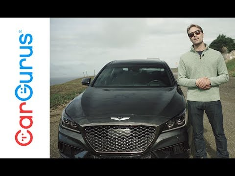2018 Genesis G80 CarGurus Test Drive Review