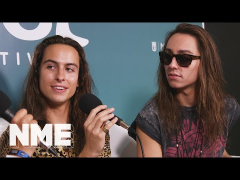 "Greta Van Fleet interview: ""we're working on something quite different for album two"""