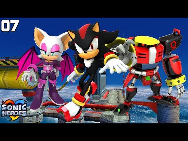 Sonic Heroes (GC) [4K] - Team Dark (7/7)