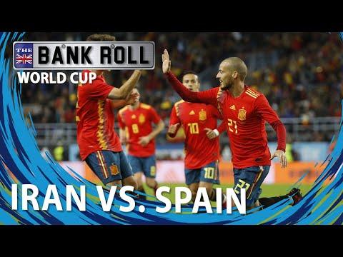 Iran vs Spain | World Cup 2018 | Match Predictions