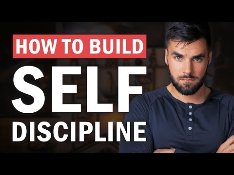 How to Be More DISCIPLINED - 6 Ways to Master Self Control