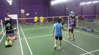 Gambar cover SS Badminton C'ship .. on 3rd Dec 2011 .. at LCW Sports Arena @ Sentosa, KL