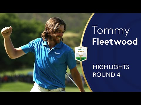 Tommy Fleetwood wins $2.5 million after making 3 eagles in one round | 2019 Nedbank Golf Challenge