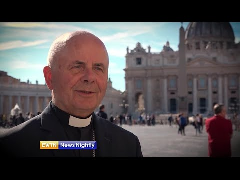 New Cardinal Spent Years In A Soviet Prison Camp - EWTN News Nightly