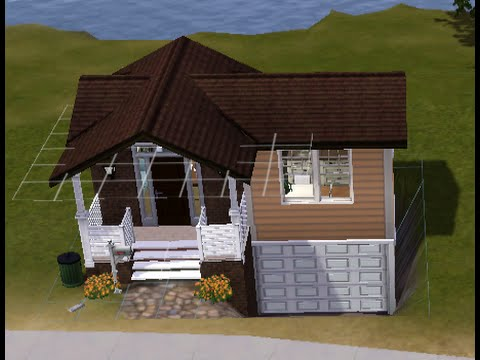 Sims 3 Tiny House 5 Starter Home Youtube