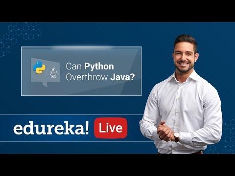 Can Python Overthrow Java? | Java vs Python