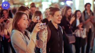 Уличные музыканты на Баумана: украшение Казани или нарушение закона