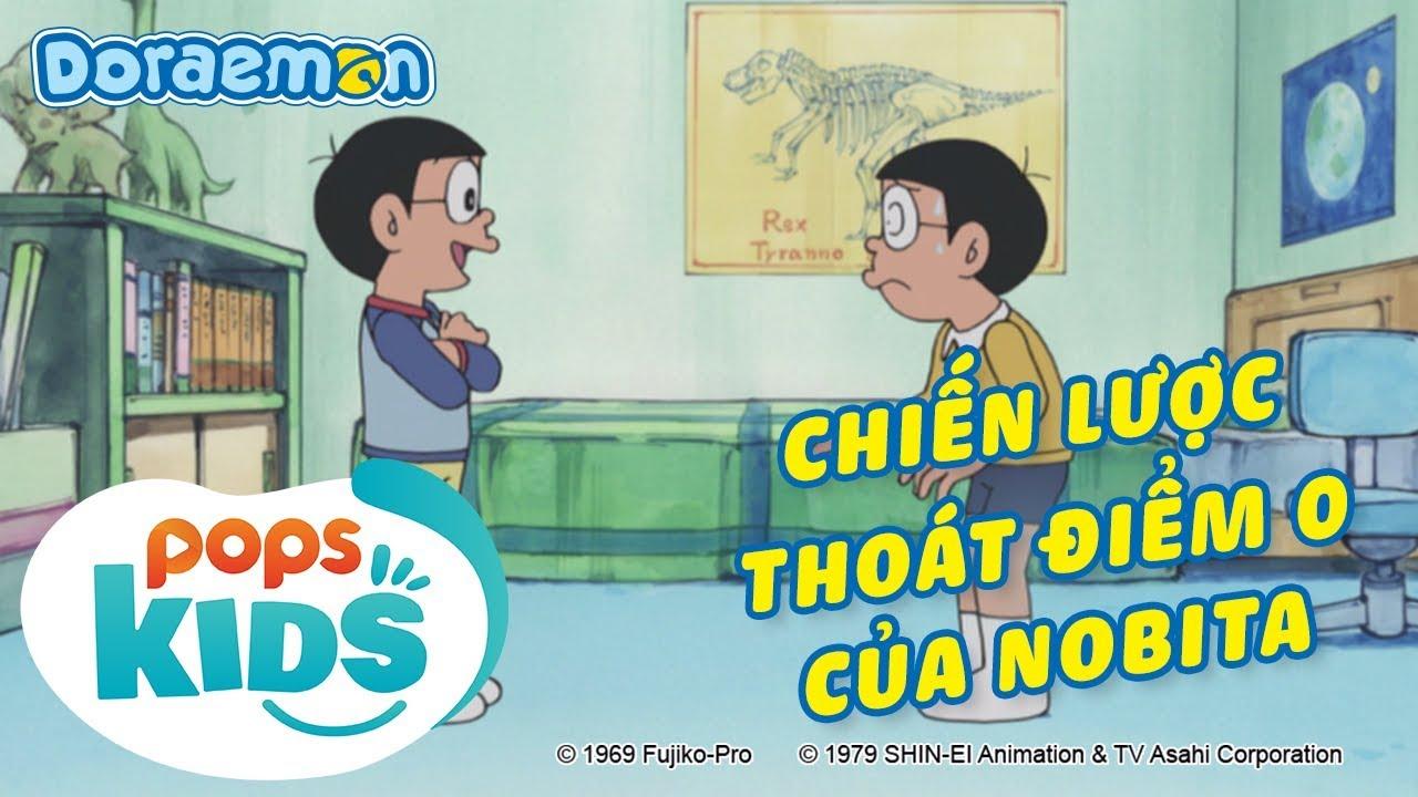 [S7] Doraemon Tập 313 – Cây Gậy Tạo Độ Dốc,Chiến Lược Thoát Điểm 0 Của Nobita – Hoạt Hình Tiếng Việt