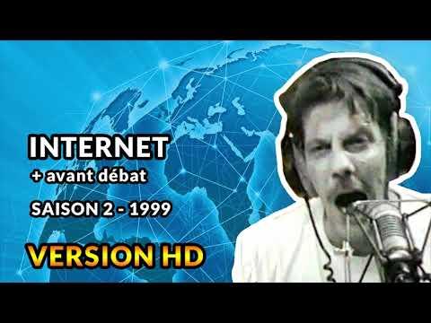 Internet  1999  Débats de Gérard de Suresnes HD