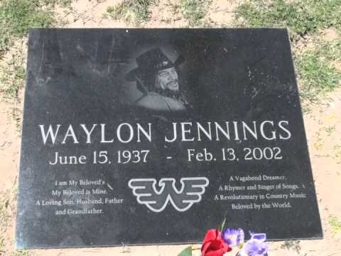 Waylon Jennings Gravesite