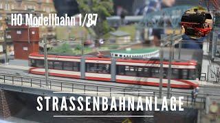 H0 Straßenbahn - Cable Car - Tram - Clublinie 11