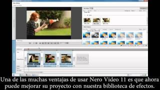Edición Exprés: Recortes, control de volumen y efectos de vídeo