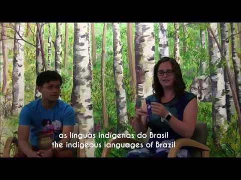 Amigos e Kambradu-Kambradu: Kristang meets Brazilian Portuguese!