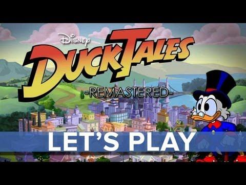 DuckTales: Remastered - Let's Play - Eurogamer
