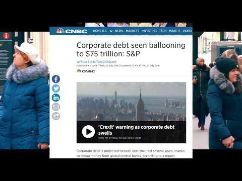 Recession Ahead?: The Corporate Debt Bubble