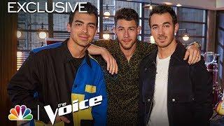 The Battle Advisors: Bebe Rexha, Dua Lipa, Ella Mai, Joe and Kevin Jonas - The Voice Battles 2020