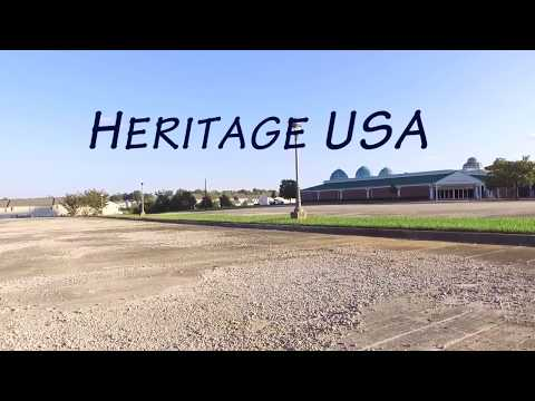 2016 Fort Mill, South Carolina: Remnants of Heritage USA