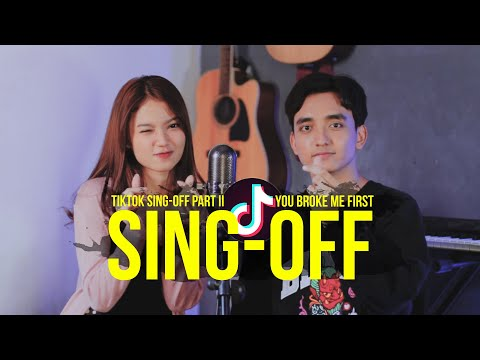 SING-OFF TIKTOK HIT SONGS PART II (You Broke Me First, De Yang Gatal Gatal Sa) vs Mirriam Eka