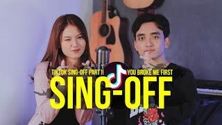 Download SING-OFF TIKTOK SONGS Part II (You Broke Me First, De Yang Gatal Gatal Sa) vs Mirriam Eka