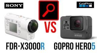 รีวิว โกโปร 5 กับ โซนี่ FDR X3000R ใครดีกว่ากัน EP01