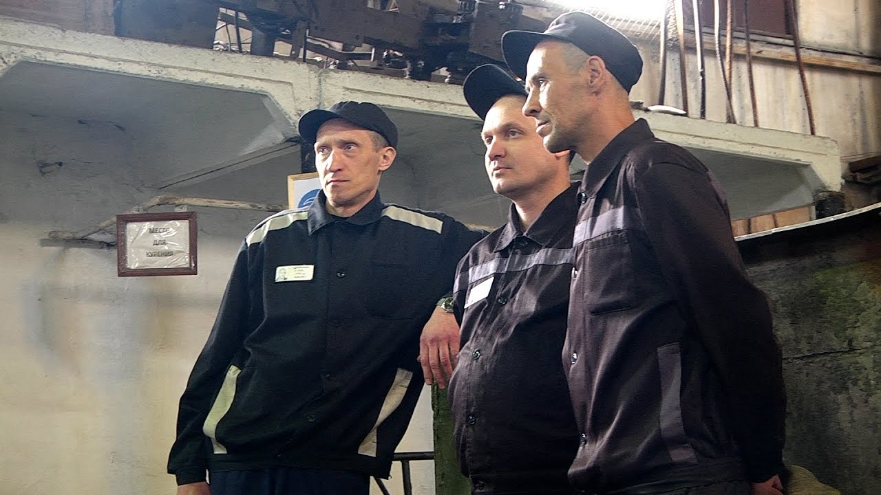 Смотреть трахну заключенную, Охранник трахает заключенную в тюрьме порно видео 20 фотография