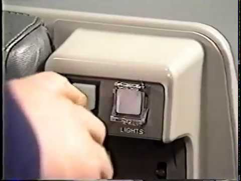 Canadian Airlines 747-400 Flight Attendant Training Video