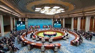 Выступление Лукашенко на заседании Совета глав государств Шанхайской организации сотрудничества