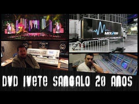 Gravação do DVD de Ivete Sangalo | ÁudioRepórter News #2