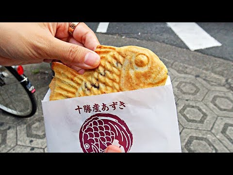 TAIYAKI Red Bean Japanese Fish-shaped Cake