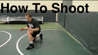 How To Shoot: Basic Wrestling Moves and Techniques For Beginners