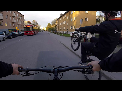 Cykelrunda Telefonplan