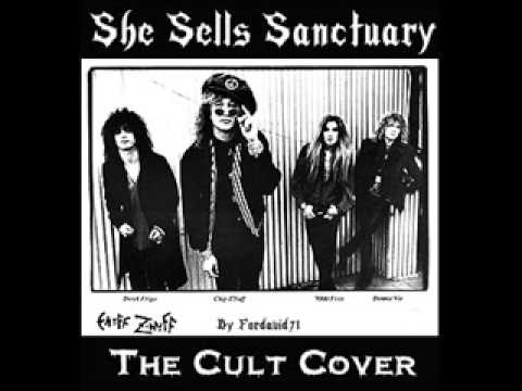 Enuff Z'nuff-She Sells Sanctuary (The Cult Cover)