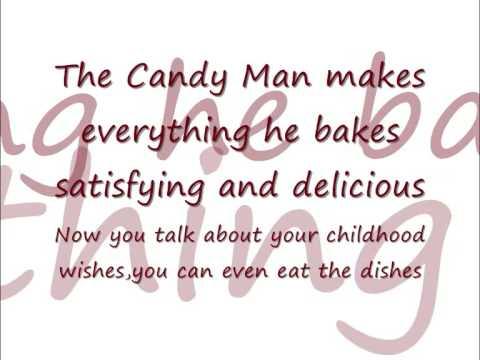 Sammy Davis Jr  - The Candy Man - lyrics