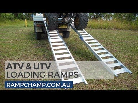 ATV Loading Ramps From Ramp Champ