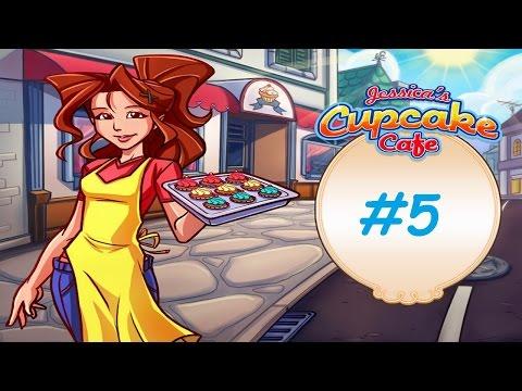 Jessica's Cupcake Cafe - Port Dickson Pier, Level 4.1 - 4 (#5) (Playthrough) (PC/HD 1080p)