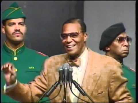 The Honorable Minister Louis Farrakhan - Saviours Day 1999