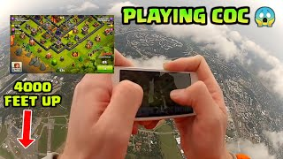 YOU WONT BELIEVE THIS I 5 DANGEROUS PLACES TO PLAY CLASH OF CLANS