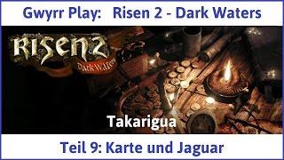 Risen 2 Teil 9: Karte und Jaguar - Let's Play