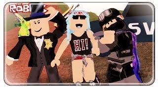 Roblox Jailbreak 59 - BEST COPS EVER 🚨