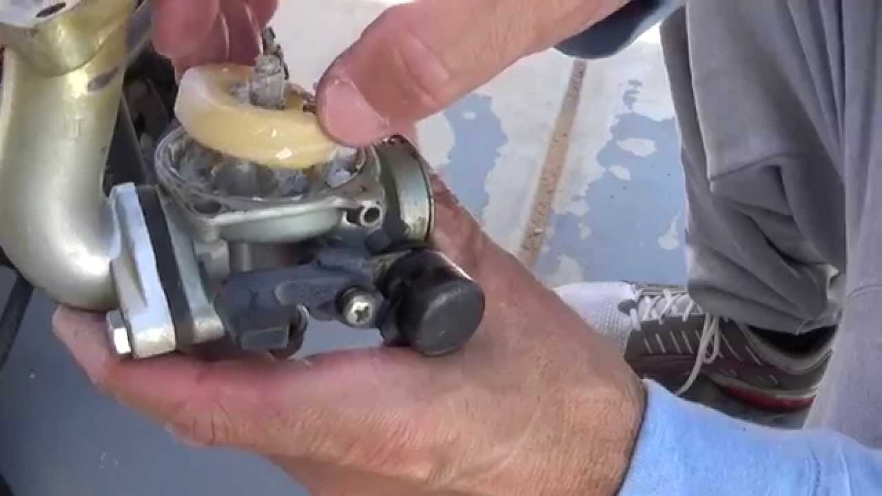 How To Carburetor Removal On A 110cc Chinese Quad Youtube Kandi Atv Wiring Diagram Premium