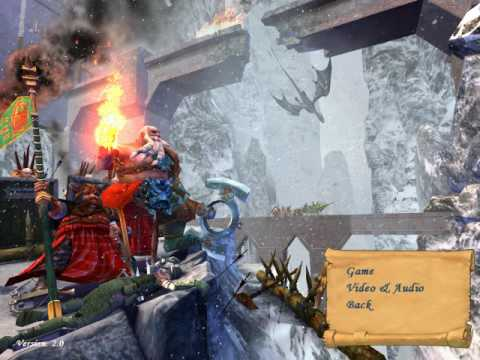 Heroes V Hammers of Fate Main Menu Music